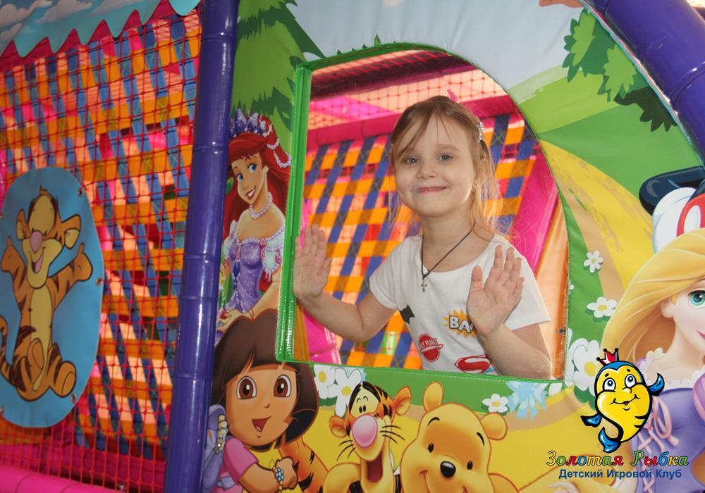 аренда детской игровой комнаты